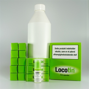 6mg Base kit 1000ml 100VG - Cloud
